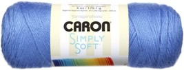 Caron Simply Soft Brites YarnBerry Blue - $11.93