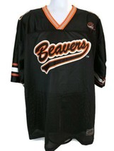 Playmaker OREGON STATE BEAVERS #20 Men's Jersey Stitched Graphics Black ... - $25.23