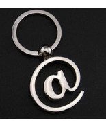New Creative Letter Design Keychain Keyring Pendant Gifts Women Men Boyfriend - $9.99