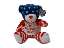 MAGA Donald Trump 2020 Keep America Great Teddy Bear - $16.82