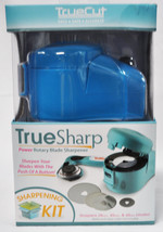 Sewing Rotary Blade Sharpening Kit GTSPRS TrueCut TrueSharp - $87.25
