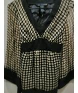 Saint Tropez West SIZE WOMEN'S Multi Color Top Size Small - $14.99