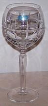 "Lovely JG DURAND Crystal CRISTAL D""ARQUES GLENELLEN Balloon Wine Goblet - $17.81"