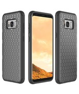 Galaxy S8 Plus case, Zisure [FENCER] Sturdy Heavy Duty Shockproof New - $9.89