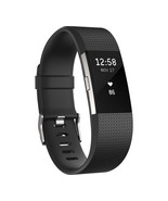 Fitbit Charge 2 Fitness Activity Tracker with heart rate Monitor (PEBBLE... - $72.99