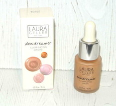 Laura Geller Dew Dreamer Illuminating Drops GLIDED HONEY 0.51 fl.oz. New in Box - $29.65