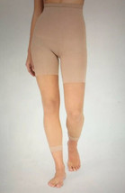 Spanx Love Your Assests High Waisted Footless Capri NWT  Beige Size 6 F ... - $9.87