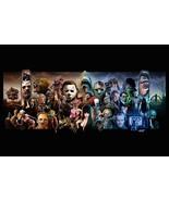 Monster Mash Up 24x36 Monster & Horror Movie Poster! - $11.14