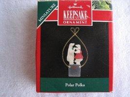 Polar Polka 1992 - Hallmark Keepsake Ornament - $8.90
