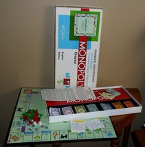 MONOPOLY Parker Brothers 1961 Real Estate Board GAME - Complete - $30.00