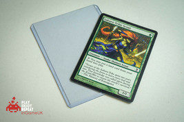 Sakura-Tribe Scout MTG Magic Mysterious Booster cards Magic the Gathering - $3.34