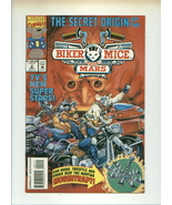 BIKER MICE FROM MARS #2 comic book Marvel - $6.00