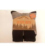 10 Pair Winter Weather Wear Heavy Duty Work Socks Sz 6-12 Crew Sock BG - $19.95