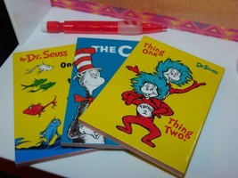 """18"""" Doll Dr. Suess Notepad Lot A Fits Our Generation American Girl My Life As - $8.90"""