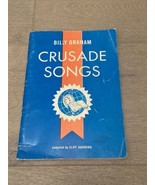 BILLY GRAHAM 1960 CRUSADE SONGS - $5.00
