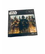 Disney Star Wars He's All Yours Bounty Hunter 500 Piece Puzzle Buffalo G... - $19.99