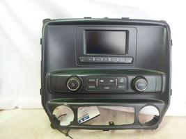 16 17 18 Chevrolet Silverado Display Screen 23243933 KLP39 - $69.30