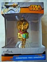 Star Wars Hallmark Disney C3PO resin Christmas ... - $10.00