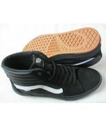 Vans Sk8-Hi Pro BMX Black White Classic shoes Waffle Cup Cushion Size 10... - $68.59