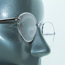Reading Glasses Silver Wire Pretty Oval Frame +1.25 Lens Strength - $14.97