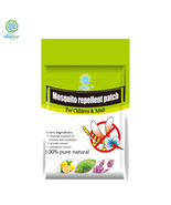 KONGDY 60 Pcs/Set Mosquito Repellent Stickers Natural Essential Patch Ci... - $12.00