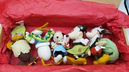 Disney Season's Greetings Mickey & Minnie Mouse's 75th Christmas Felt Or... - $128.65