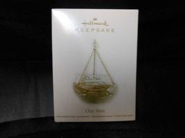 "Hallmark Keepsake ""Our Nest"" 2011 Ornament NEW 4th in Series - $8.86"