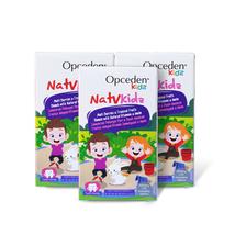 3x Opceden Kidz Natvkidz Multivitamin Booster with 11 Natural Vitamins 30's DHL - $100.00