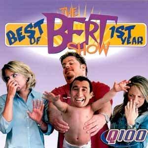 Best of the Bert Show 1st Year Cd