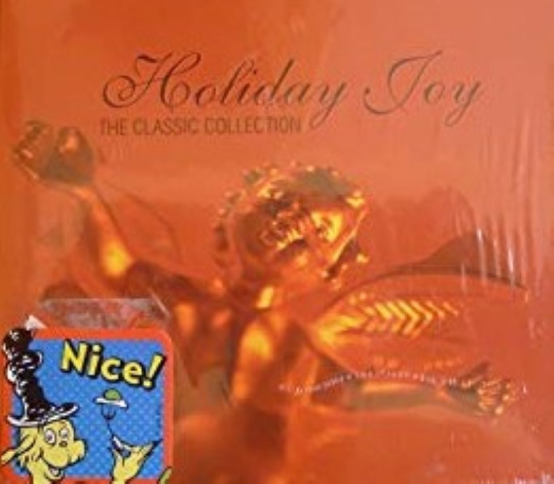 Holiday Joy by Holiday Joy 3 Disc Set Cd
