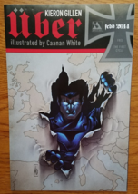Kieron Gillen's UBER FCBD 2014, The First Cycle, AVATAR Inc. - $2.95