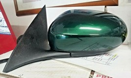2002-2008 Jaguar X-TYPE Left Driver Side Power Side Door Mirror(Green Metallic) - $94.05