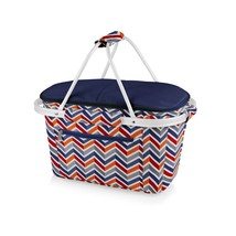 Picnic Time Vibe Collection Market Basket Collapsible Tote - $44.95