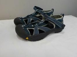 Keen Womens Waterproof Sport Sandals Black Sz 4 Fishing Hiking Beach Wal... - $16.96