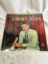 Featuring The Country Singing Of Jimmy Dean 1961 Vinyl Original Record - $13.00