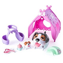 Chubby Puppies & Friends - Camping Pups - Tent Playset - Beagle - $25.58