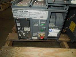 Westinghouse SPB100 SPBR34R 400A Frame 200A Rated Pow-R Breaker RMS500 Lsig - $1,500.00