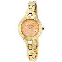 Emporio Armani Dress Gold-Tone Ladies Watch AR7417 - $195.35