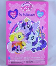 16 Count MY LITTLE PONY Valentines Day Cards w/ Magnets & Teacher Card S... - €7,60 EUR
