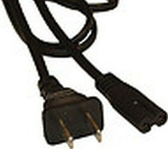 Ac Power Cable / Cord For Canon CB-2LFE CB-2LDE CB-2LCE LC-E6E LC-E5E Charger - $7.19