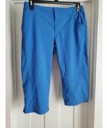 Columbia PFG Women's Blue Capri Pants  - $10.40