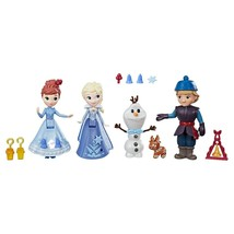 Disney Frozen Little Kingdom Arendelle Collection Officially Licensed NI... - $24.99