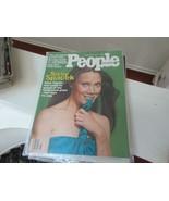 Sissy Spacek , People Magazine , August 22 , 1977 , Jackie O , Keith Jar... - $19.80