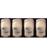 4 Secret Clinical Strength Invisible Solid Completely Clean Travel Sz 1/... - $17.79