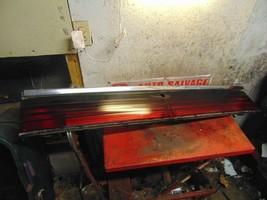 91 92 Chrysler Lebaron convertible center trunk mount brake tail light a... - $123.74