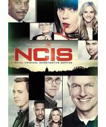 NCIS Naval Criminal Investigative Service Season 15 Fifteen DVD Brand Ne... - $14.50