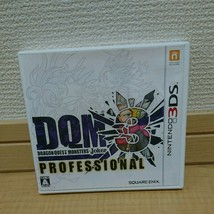 Dragon Quest Monsters Joker 3 Professional Nintendo 3DS Video Game From ... - $54.44