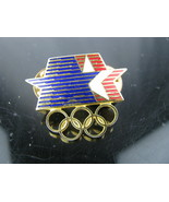 Los Angeles Olympic 1984 Collector Pin New Series II - $12.82
