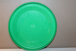 Castrol Oil Green Frisbee Garyline Made in USA image 4