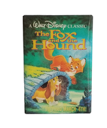 Walt Disney 3D Promo Pin 1994 Classic The Fox and the Hound - $10.80